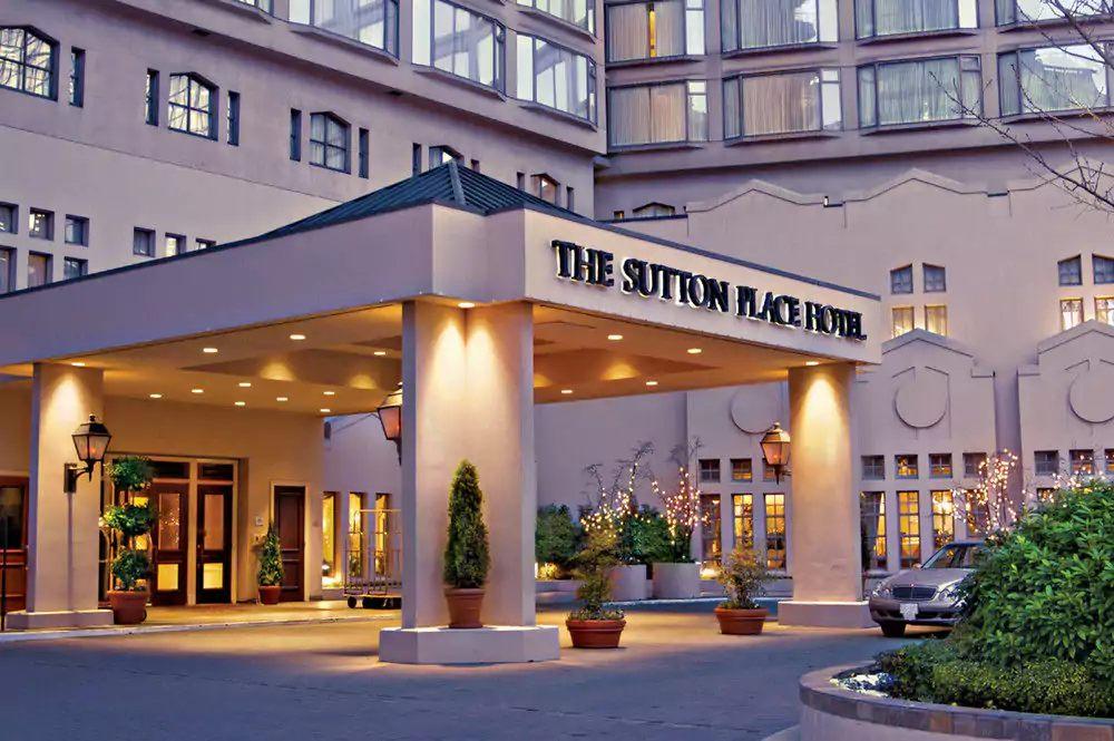 Sutton Vancouver Hotel
